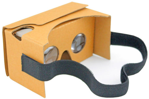 Google Cardboard Brown V2.0 - Remote Pro - 1