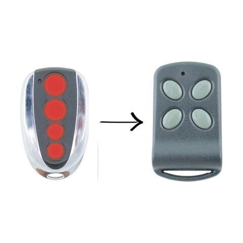 ET Door/ACDC Slimglide Genuine Remote