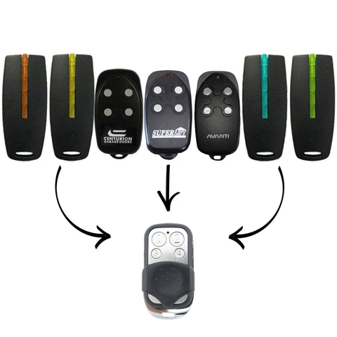 Centurion Compatible Remote