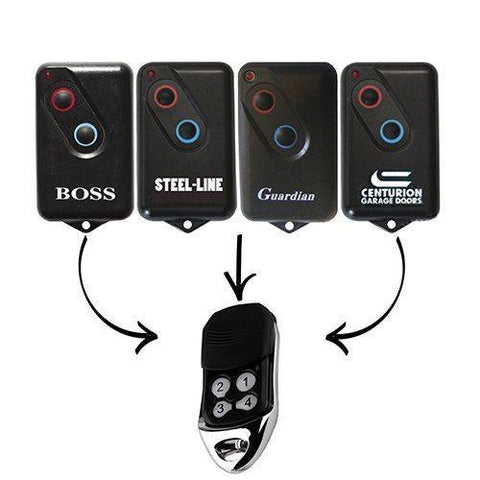 Boss Guardian Steel Line Compatible Remote