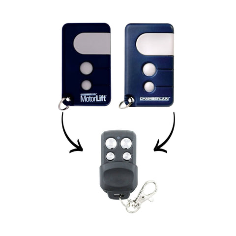 Chamberlain/Motorlift Compatible Remote -  - 1