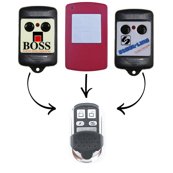 Boss BHT1/BHT2 Compatible Remote -  - 1