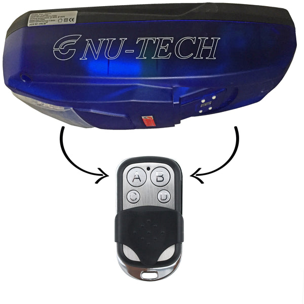 Nu-Tech Compatible Remote -  - 1