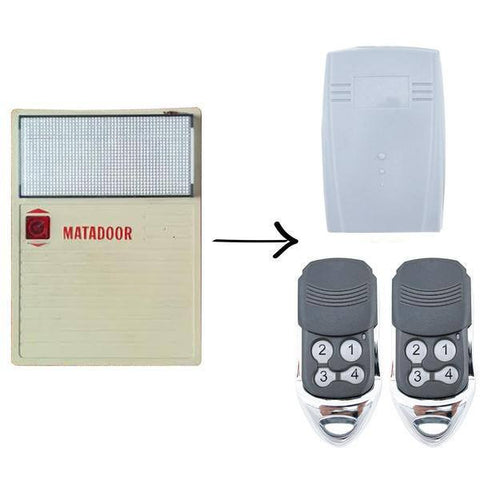 Matadoor Upgrade Kit