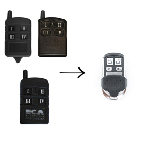 ECA Compatible Remote -  - 1