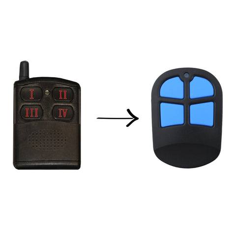 ECA Red Compatible Remote