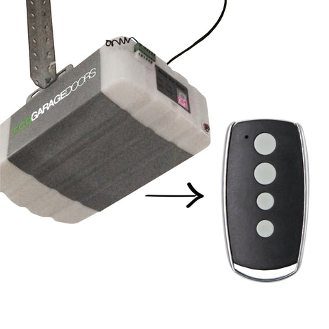 Eco Doors Compatible Remote