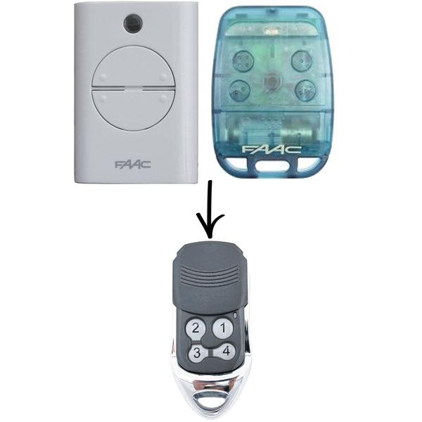 FAAC Compatible Remote