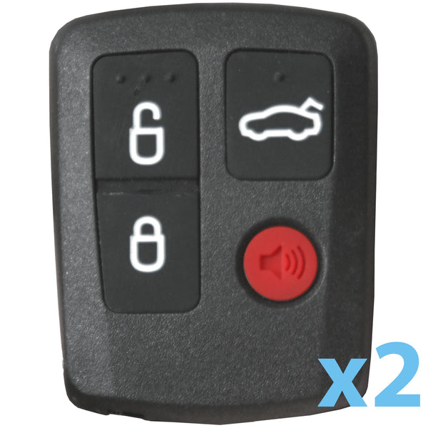 2 X FORD Falcon BA-BF Car Remote - Remote Pro - 1