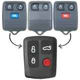 Ford Explorer Escape Transit Remote
