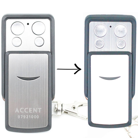 Forza Accent Compatible Remote -  - 1