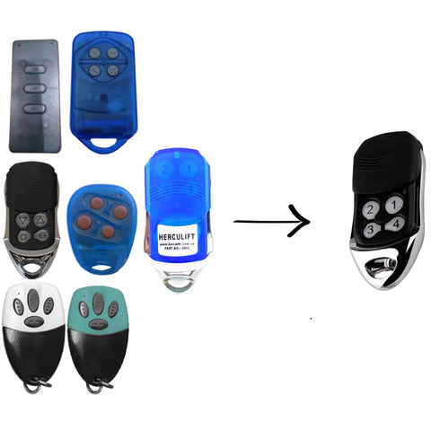 Herculift Compatible Remote -  - 1