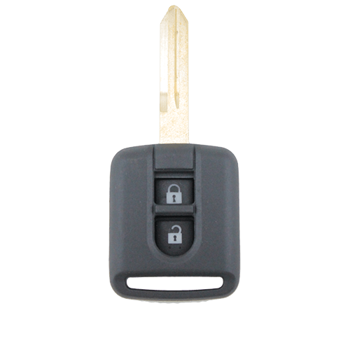 Nissan Pathfinder Navara Remote Key Blank Replacement Shell/Case/Enclosure - Remote Pro - 1