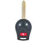 Nissan Tiida X-Trail Micra Remote Key Blank Replacement Shell/Case/Enclosure - Remote Pro - 1