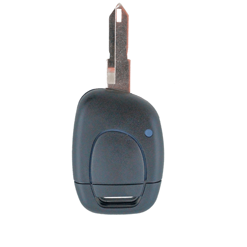 Renault Car Key/Remote Blank 1 Button Replacement Shell/Case/Enclosure - Remote Pro - 1