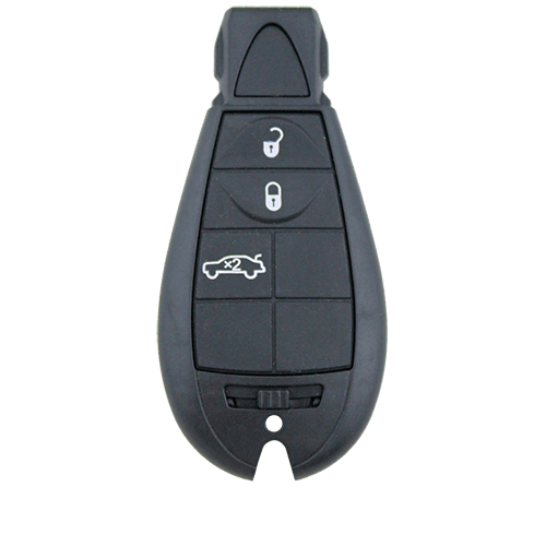 Chrysler 300C LE LX 2008 - 2010 3 Button Key Remote Case/Shell/Blank/Enclosure - Remote Pro - 1