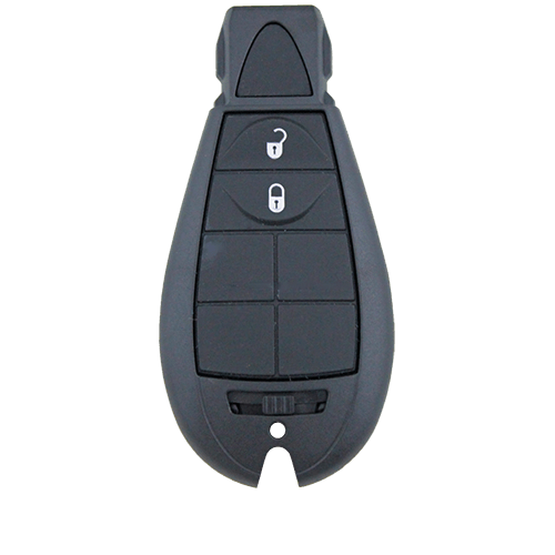 Chrysler Dodge Journey 2008-2010 2 Button Key Remote Case/Shell/Blank/Enclosure - Remote Pro - 1