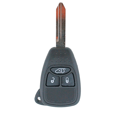 Chrysler Dodge PT Cruiser Seabring 3 Button Key Remote Case/Shell/Blank - Remote Pro - 1