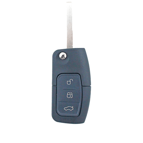 Ford Falcon BF FG Focus Remote Flip Key Blank Replacement Shell/Case/Enclosure - Remote Pro - 1