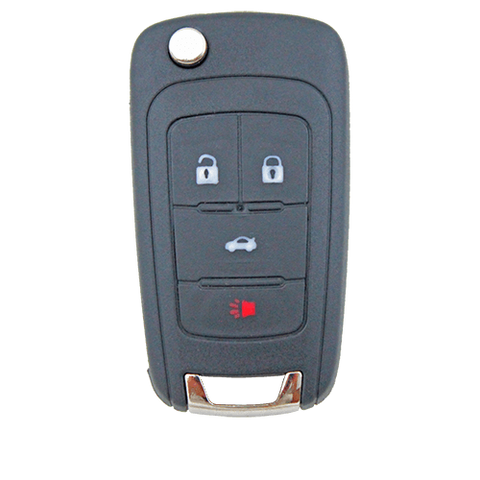 Holden 4 Button Remote/Key - Remote Pro - 1