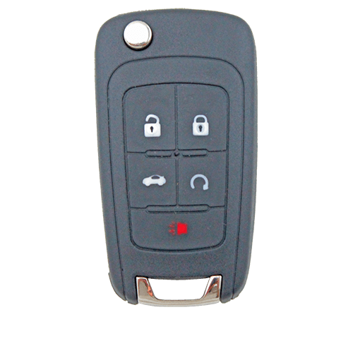 Holden 5 Button Remote/Key - Remote Pro - 1