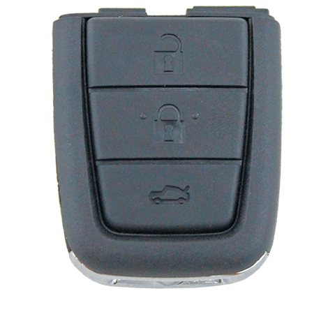 Holden VE SS SSV SV6 Commodore Replacement Key Blank Shell/Case/Enclosure - Remote Pro - 1