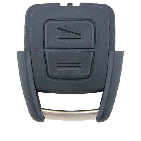 Holden Astra Vectra Zafria 2 Button Remote Key Blank Shell/Case/Enclosure - Remote Pro - 1