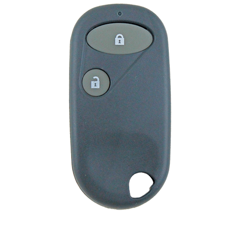 Honda Civic/Integra/Jazz/MDX/Prelude 2 Button Key Remote Case/Shell/Blank - Remote Pro - 1
