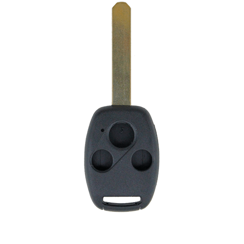 Honda Accord/CRV/Civic/Integra/Legend 3 Button Key Remote Case/Shell/Blank - Remote Pro - 1
