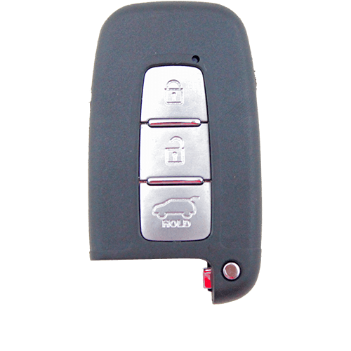 Hyundai 3 Button  Remote/Key - Remote Pro - 1