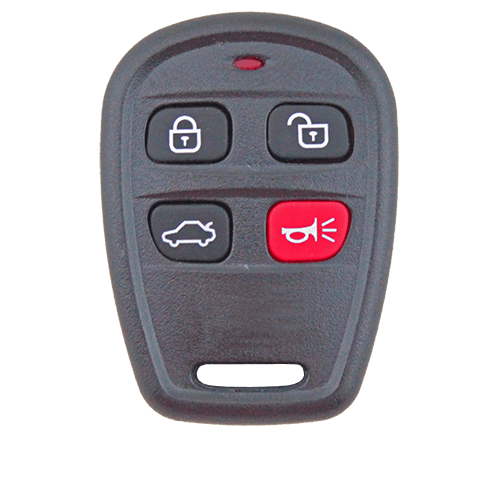 KIA 4 Button Remote/Key - Remote Pro - 1
