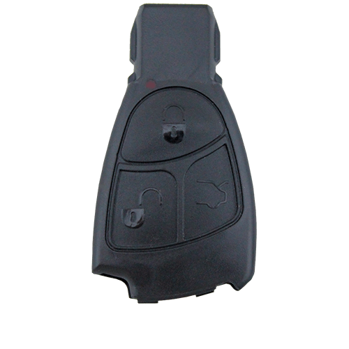 Mercedes-Benz Class 3 Button Remote Key Replacement Shell/Case/Enclosure - Remote Pro - 1