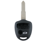 Mitsubishi 3 Button Key - Right Blade - Remote Pro - 1