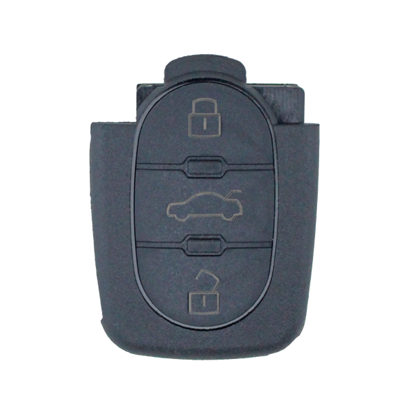 Audi A2 A3 A4 A6 3 Button Remote Key Bottom Part Shell/Case/Enclosure - Remote Pro - 1