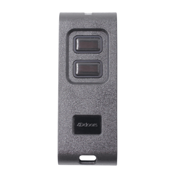 4D Doors Art 2 Button Genuine Remote