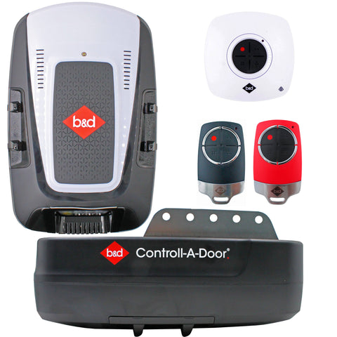 B&D Secure SDO-6 Sectional Garage Motor/Opener (No Rail)