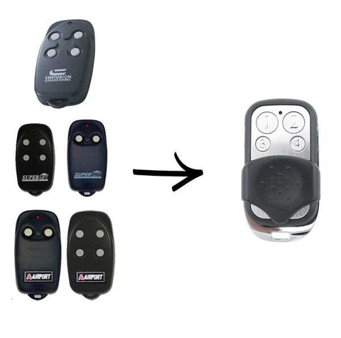 Superlift Compatible Remote