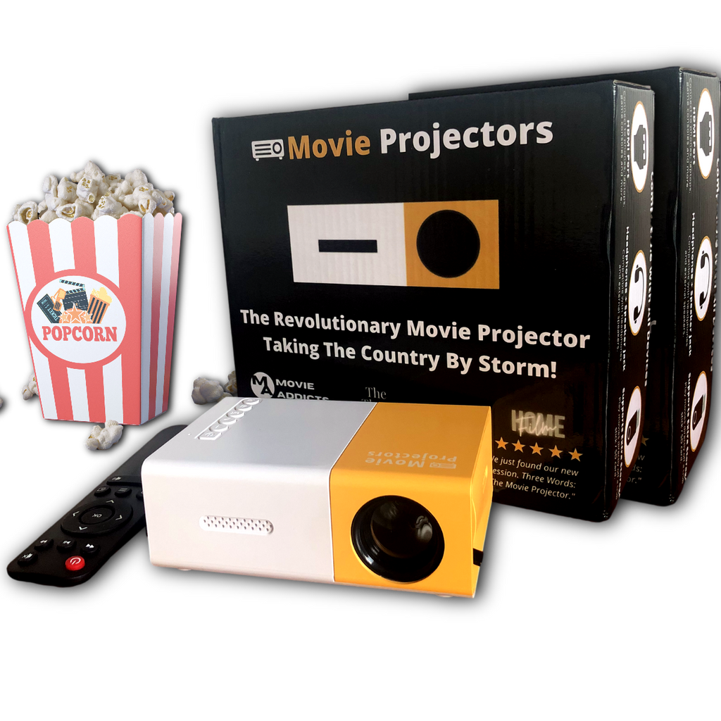 2 Movie Projectors