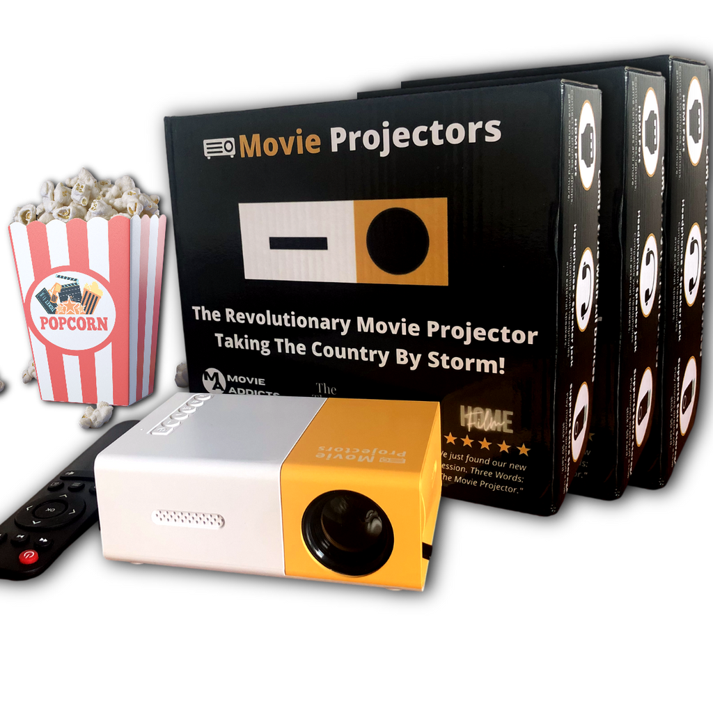 3 Movie Projectors