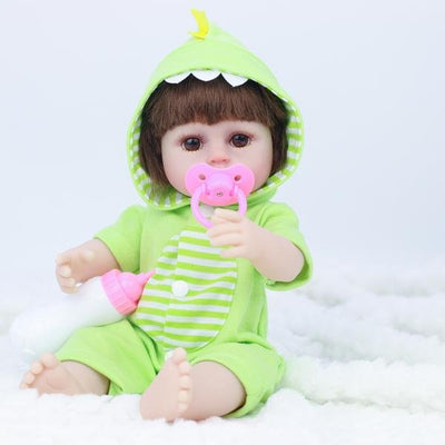 15'' Laura Reborn Doll with Wet System Drink and Pee - Reborn Shoppe