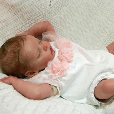 "17"" Grace Reborn Baby Doll Girl - Reborn Shoppe"