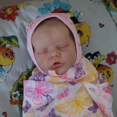 "17"" Little Goseph Reborn Baby Doll Girl - Reborn Shoppe"