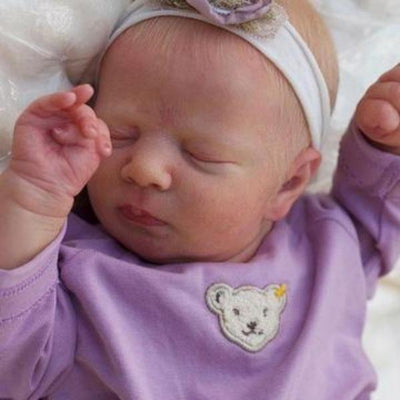17.5'' Sweet Paxton Truly Reborn Baby Doll - Reborn Shoppe