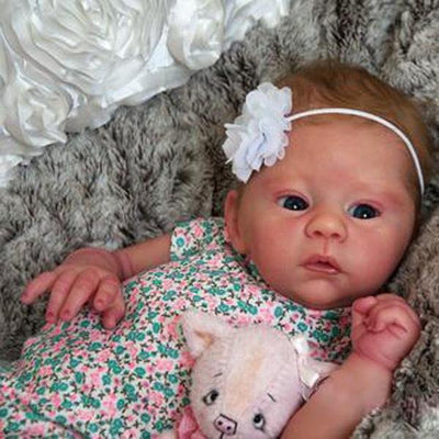18'' Little Ruth Truly Baby Girl Doll - Reborn Shoppe