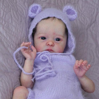 "18"" Rose Realistic Reborn Baby Girl Doll - Reborn Shoppe"
