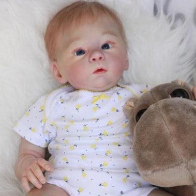 18'' Soft Real Lifelike Fay Reborn Baby Doll - Reborn Shoppe