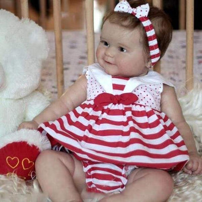 20'' Little Anni Cute Reborn Baby Doll - Reborn Shoppe