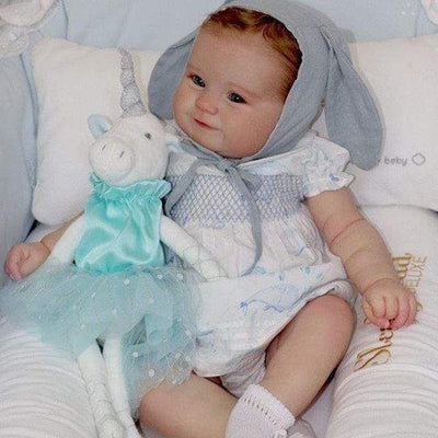20'' Little Ophelia Cute Reborn Baby Doll - Reborn Shoppe