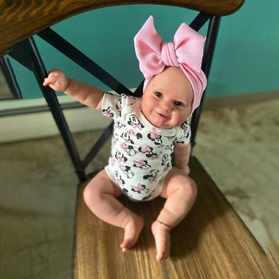 20'' Little Sherry Cute Reborn Baby Doll - Reborn Shoppe