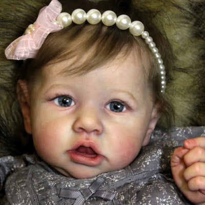 22'' Little Alexa Reborn Baby Doll Toy - Reborn Shoppe
